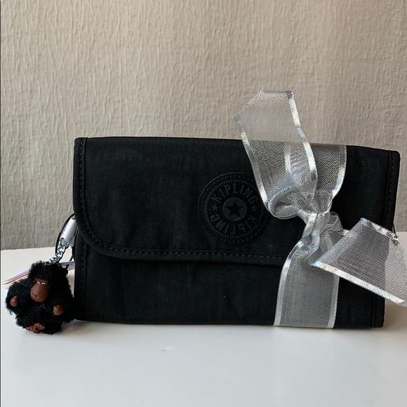 Kipling accessories pouch black